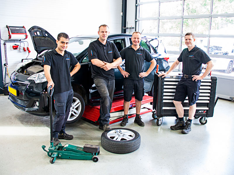Autoservice Knoop - Over ons